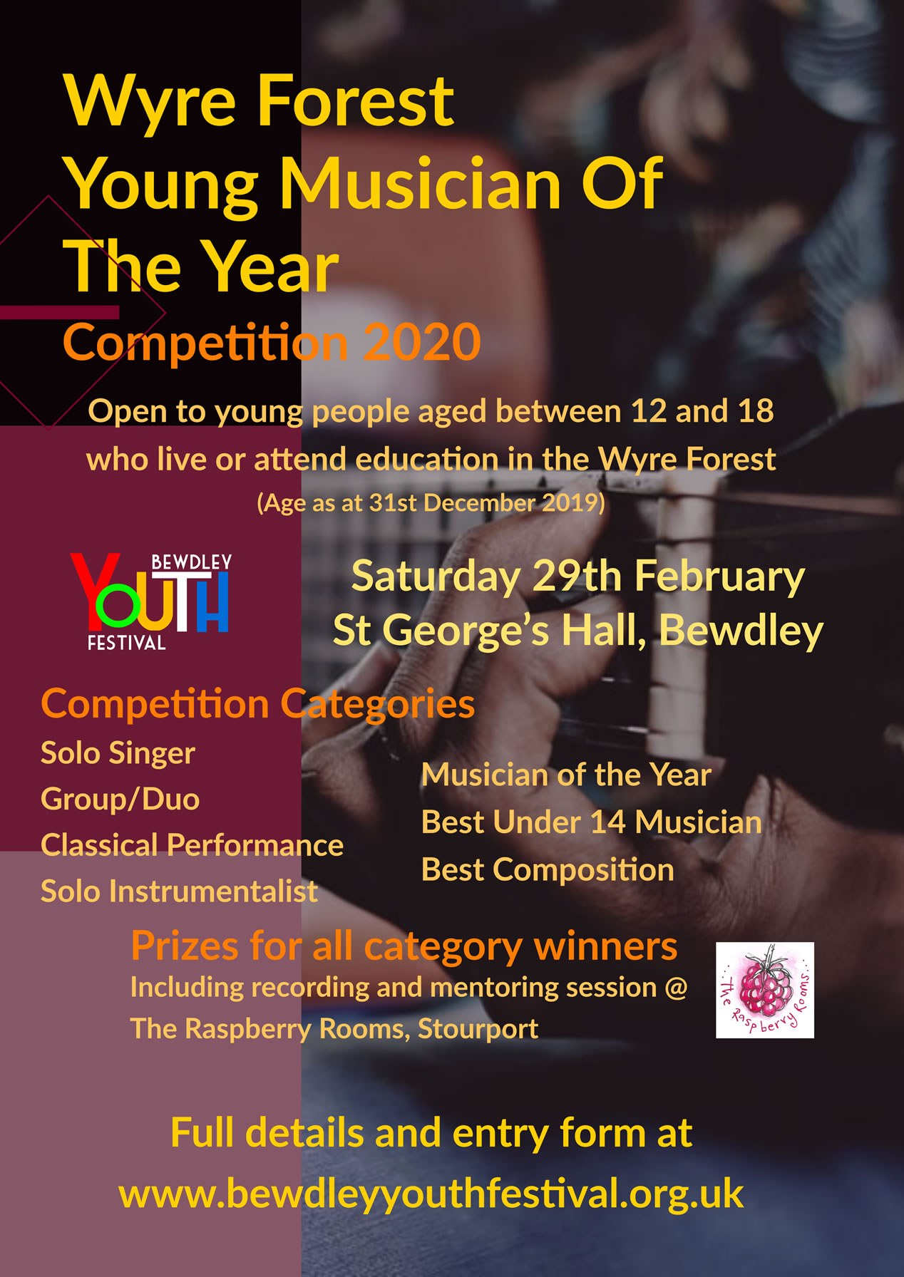 WF Young Musician Comp 2020 Small